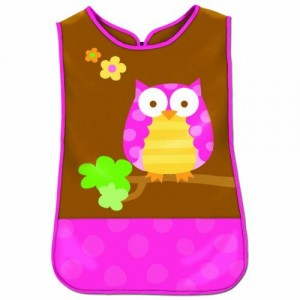 Personalised Owl styled Children's Craft Apron by Stephen Joseph
