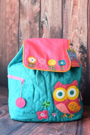 Stephen Joseph backpack Owl