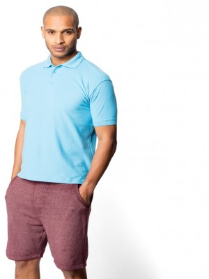 model ver mens premum polo