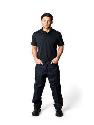 Mens Super Cool Workwear Poloshirt Free Delivery on orders over £100