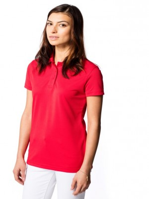 Ladies Super Cool Workwear Poloshirt Free Delivery on orders over £100