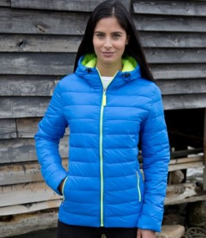 Ladies Result Urban Snow Bird Padded Jacket