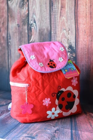 Stephen Joseph ladybird backpack