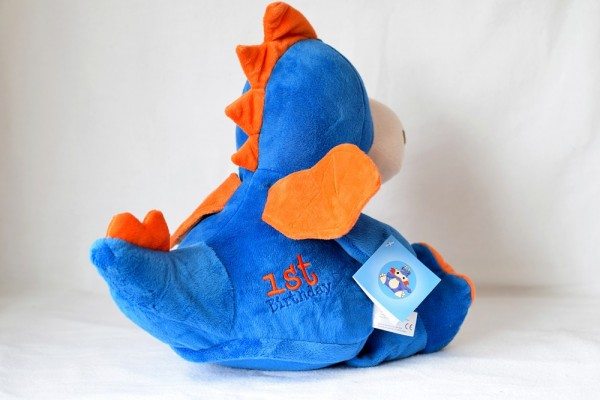 Blue Dragon Back